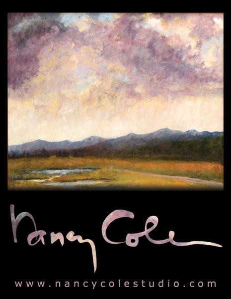 Nancy Cole Promo Card