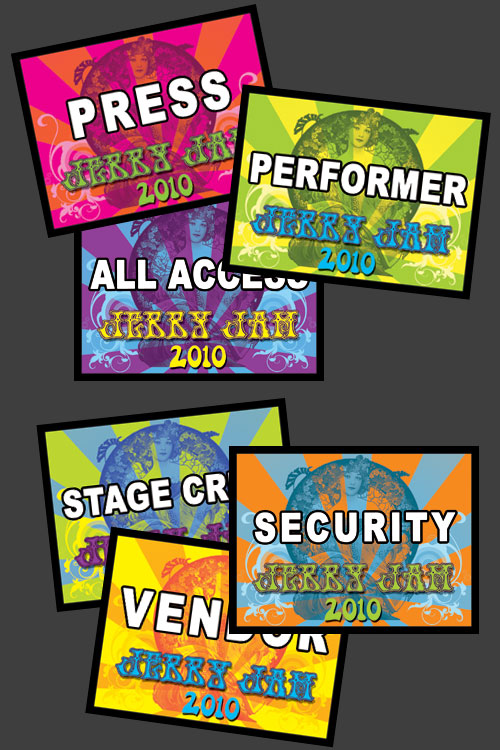 Event Access Passes