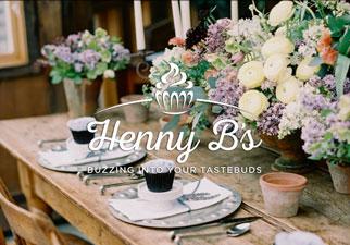 Henny B Cakes & Cupcakes