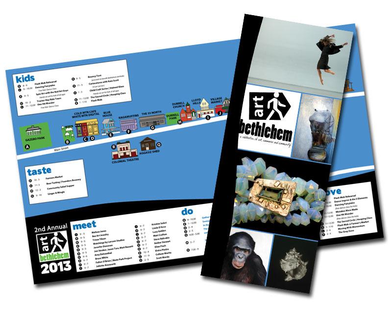 ArtWalk Brochure
