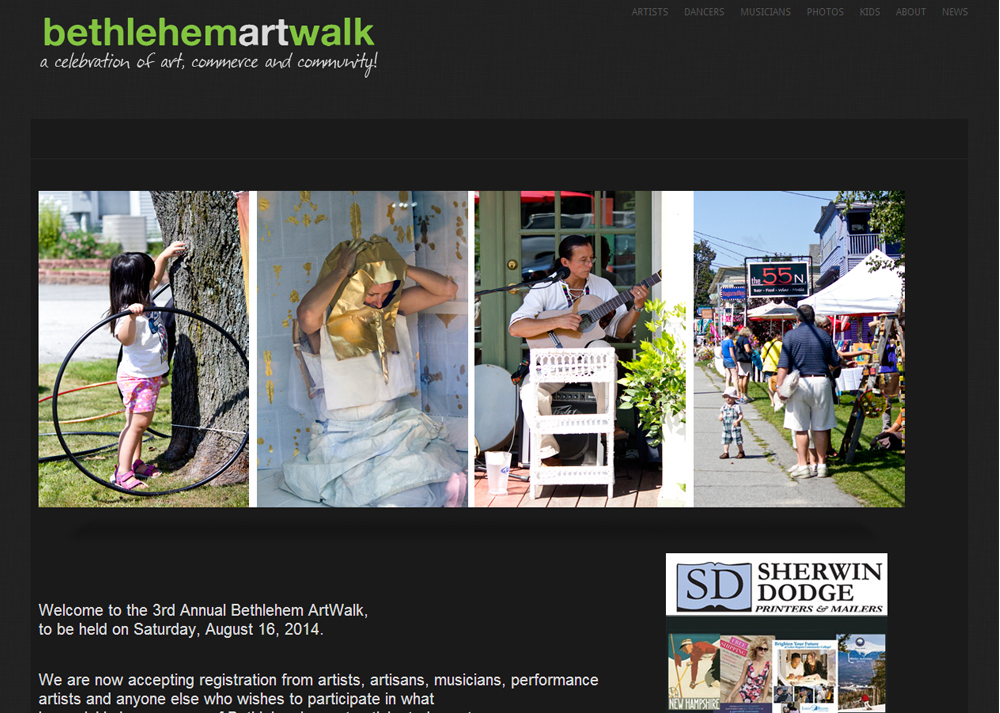 Bethlehem Art Walk