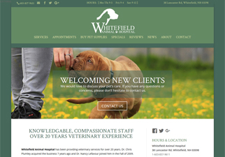Whitefield Animal Hospital