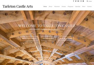Tarleton Castle